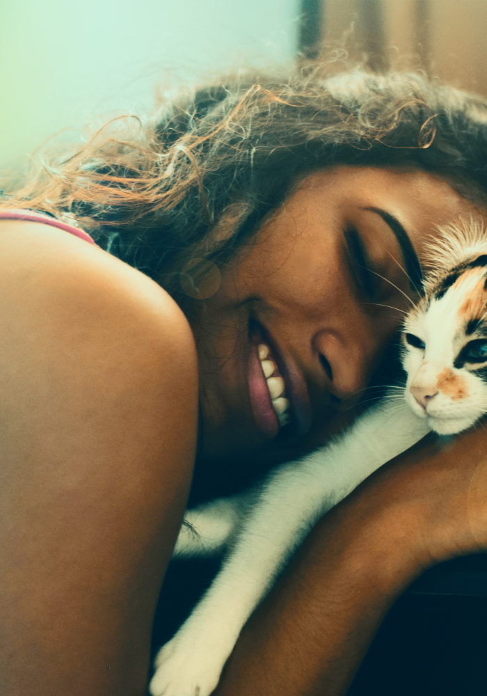 Why Playing With Your Cat Is Good For You - Image by Yerlin Matu via Unsplash