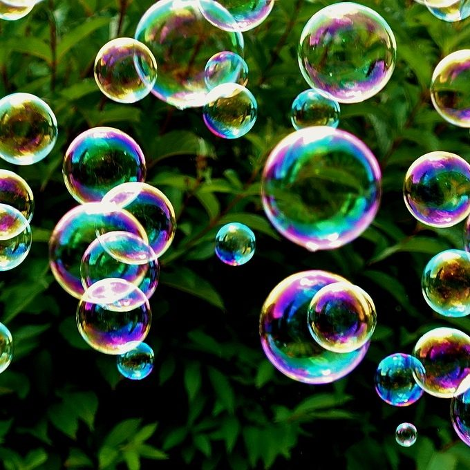 Catnip Bubbles - Yea or Nay?  Image by Alexas_Fotos via Pixabay under Pixabay License